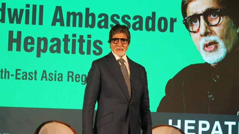WHO, Goodwill Ambassador welcome India's hepatitis initiatives